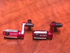 Align Trex 150X/150 DFC Aluminum Main Rotor Holder Blade Grips H15H002XX+Linkage