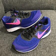 Nike WMNS AIR PEGASUS+ 30 599392 401 women's 9 blue w/pink