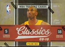 2009-10 PANINI CLASSICS HOBBY BASKETBALL SEALED BOX