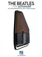 The Beatles for Autoharp Sheet Music Autoharp Book NEW 000702423