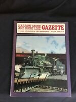 Narrow Gauge and Short Line Gazette January February 1989