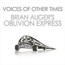 Brian Auger's Oblivion Express - Voices of Other Times (2010) CD NEW  SPEEDYPOST