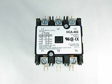 DEFINITE PURPOSE CONTACTOR 40 AMP 3 POLE COIL: 24 VAC- 50/60Hz