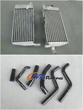 For HONDA CR250R CR250 CR 250 CR 250R 1988 1989 88 89 Aluminum Radiator & Hose
