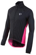 Pearl Izumi 2017 Elite Barrier Bike Cycling Jacket Black/Screaming Pink - Small