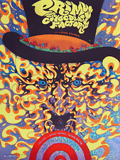 Primus Poster 15 Kansas City MO Willy Wonka Signed & Numbered #/25 Speckle Foil