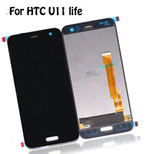 For HTC U11 Life 5.2'' Black LCD Display Touch Screen Digitizer Assembly uk