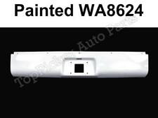 NEW Painted Summit White WA8624 Roll Pan For 99-07 Silverado & Sierra Fleetside