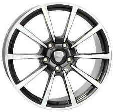 20 inch STAGGERED WIDEPACK SET LEGEND wheels 20x8 20x10 for PORSCHE BOXSTER CAYM