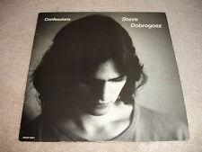 Steve Dobrogosz - Confessions LP Record Album 1982 Swedish Import EX Vinyl