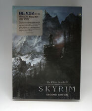 Guida strategica Skyrim Limited Edition Strategy Guide - NUOVA - NEW - SEALED