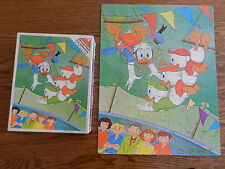 GUC Old Whitman Walt Disney's Donald Duck Jigsaw puzzle 100 pcs.