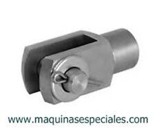 Horquilla para cilindro Ø25mm vástago M10x1,25 Norgren QM/8025/25