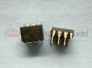NOS ST 93E810 USB Protection IC DIP8  x 1PC