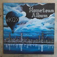 WKQX Hometown Album 1977 Vinyl LP WKQX Records WKQX-1