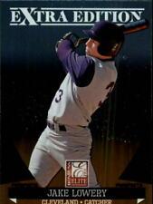 2011 Donruss Elite Extra Edition Prospects Baseball Card #63 Jake Lowery