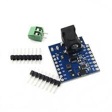 DC Power Socket Plug Shield V1.1.0 for WEMOS D1 mini