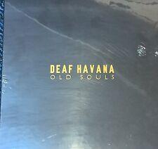 Deaf Havana Old Souls Limited Edition Box-Set vinile cd dvd book sealed