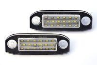 Für Volvo C30 S40 S60 XC90 LED Kennzeichen Beleuchtung Nummernschildbeleuchtung-