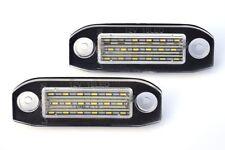 Für Volvo S40 S60 S80 XC90 LED Kennzeichen Beleuchtung Nummernschildbeleuchtung-