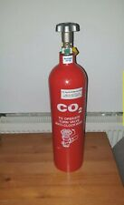 Aquascaping CO2 bottle refillable professionally converted fire extinguisher