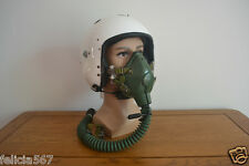 Retired China Air Force Fighter Pilots Protection Helmet Tk-11,Oxygen Mask