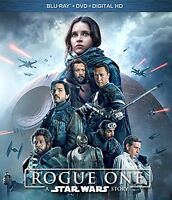 STAR WARS ROGUE ONE - BLU-RAY - Region free - Sellado