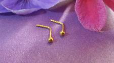 Gioielli in oro per il corpo 2mm