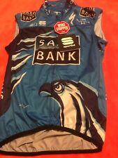 "Team Saxo Bank Wind-Weste ,,L"""" Original Made by Sportful Pro Tour"