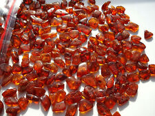 20 Grams Cognac Baltic Amber Loose Beads With Holes about 150 beads