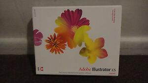 Adobe Illustrator CS UPGRADE FOR MAC, W/Retail Box. Great Condition!!! LOOK!