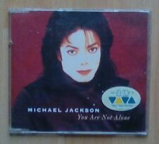 MICHAEL JACKSON CD You Are Not Alone/Medley  (Austrian Pressing) EX