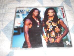 MILLI VANILLI Maxi CD Keep on running