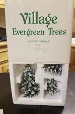 "Department 56 ""Evergreen Trees"" #52051"