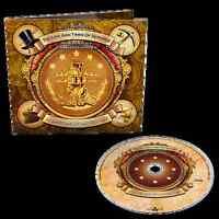 TUOMAS HOLOPAINEN - A LIFETIME OF ADVENTURE  CD-DIGIPACK-SINGLE NEU