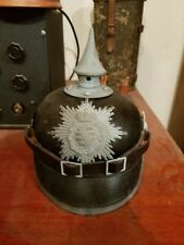 ww1 German spike helmet 1915 model saxony