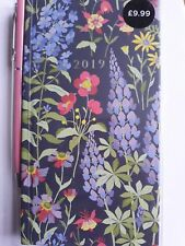 Laura Ashley 2019 Diary  WEEK TO VIEW