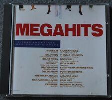 Megahits - titres enchainés, boney m eruption rockwell modern talking ect .., CD