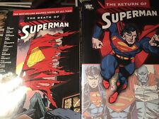 DC Comics The Death and Return Of Superman