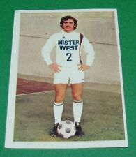 N°65 DOMENECH OLYMPIQUE LYON OL AGEDUCATIFS FOOTBALL 1973-1974 FRANCE PANINI
