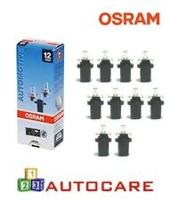 X10 Osram interior Lighting 12V 1.2w 2721MF B8.5D