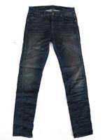 Jack & Jones Herren Slim Fit Stretch Jeans Hose - O-Ron Linas - W31 L34