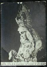 OLD BLESSED VIRGIN OF HOPE MACARENA HOLY CARD ANDACHTSBILD SANTINI ESTAMPA CC941