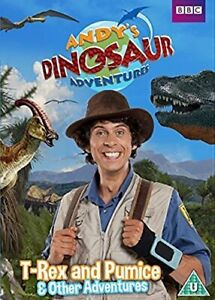 Andy s Dinosaur Adventures: T-Rex and Pumice and other stories - BBC [DVD]