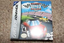 Gadget Racers (Nintendo Game Boy Advance GBA) NEW Factory Sealed