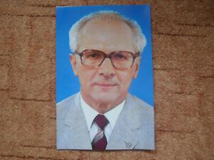 Erich Honecker Bild