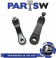 2 Pc Steering Kit for Chevrolet GMC & Hummer Idler & Pitman Arms 3 Yr Warranty