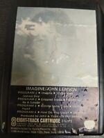 8 Track John Lennon Imagine