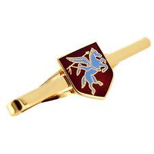 Airborne (Pegasus) Shield Tie Clip