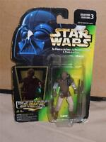 "STAR WARS 3 3/4"" Power of The Force WEEQUAY SKIFF GUARD Action Figure KENNER1996"